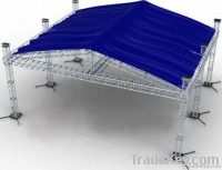 Best sale outdoor roof truss system, aluminum roof truss