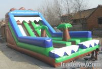 2013 High Quality  large inflatable slide