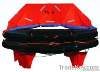 inflatable solas CE approved life raft with 15 persons