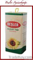 BESLER 5LT SUNFLOWER OIL