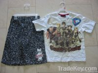 Boys short set stock lot