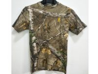 OEM polyester dry fit desert camo combat shirt fishing camo t shirt frost hunting camo digital long sleeves t shirt
