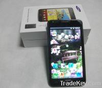 "3G 5""capacitive screen GPS WIFI TV mobile phone"