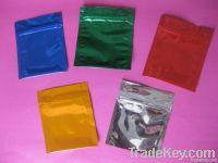 Vivid Printing Foil Smoking Zip Lock/Zipper Bags
