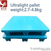 Airtrs plastic pallets for export