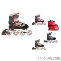 Flashing roller skate TFS 6009B