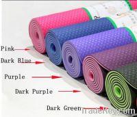 100%TPE Eco-friendly non-toxic yoga mat