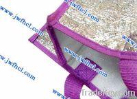 Supply the aluminum film compound non-woven, pearl cotton compound alu