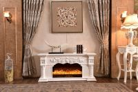 home appliance modern design electric fireplace