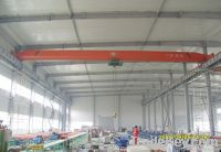 LDA Type of Single girder overhead crane