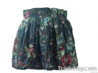 Shorts Latest Summer Flowery
