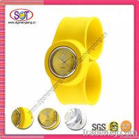 Hot Silicone Ice Watches for Men