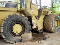 used caterpillar loader 966F-1