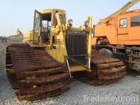 used caterpillar bulldozer D6H