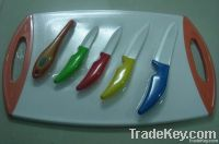 ceramic knife set