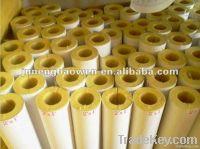 Glasswool pipe, fiberglass pipe