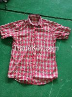 used,second - hand clothing, men-shirt,shoes, bags
