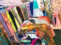 used clothing silk dress