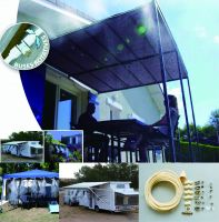 WT1000C Outdoor 7.5M Mist Cooling System