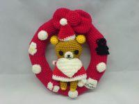 handcraft doll & puppet-Christmas