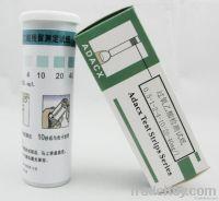 Acid Test Paper