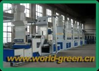 MQ-500 Textile Waste Recycling Line