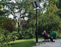 high quality solar LED garden light system