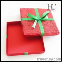 Sequined Seasonal/Festival  Gift Box/Case