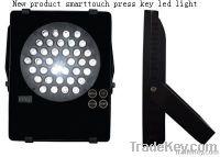 smarttouch press key led light