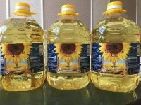 100% PURE REFINED SUNFLOWER COOKING OIL
