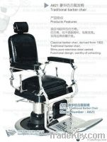 Antique Barber Chair of