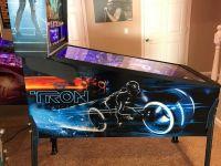 TRON LEGACY PINBALL MACHINE by Stern (PRO)
