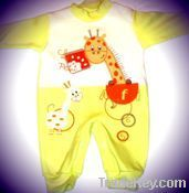Baby Overalls with Different Designs & Colours