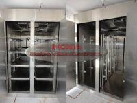 Refrigerated Body Storage Cabinet,