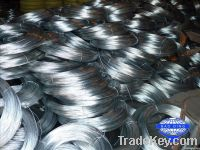 Galvanized wire gi binding wire black annealed iron wire for building
