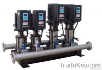 Variable Speed & Constant Pressure Drive