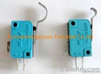 Micro switch for amusement machines, Accessories amusement games