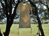 Organic baby sleeping gown