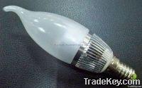 3W E14 high-power LED candle lamp