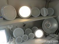 High power LED downlight, house ceiling light, recessed down light