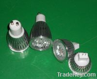 LED Spot Light MR16, GU10 with dimmable or non-dimmable
