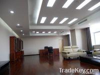 super slim LED ceiling light, led panel light with square type