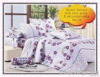 hot sale polyester bedding set/cotton bedding set