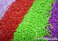 Modified plastic raw material of POM