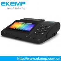 EKEMP Android All in One 7' Fingerprint Scan Tablet PC with RFID Card