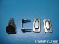 Bronze Hook and Bar for Pant Garment Hooks
