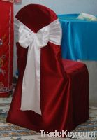Graceful Stain Chair Cover for Wedding