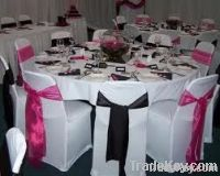 stain sashes for weddings