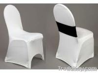 lycra chair cover bow