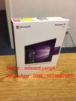 Windows/win 10 Pro USB Original online active Key Code COA Sticker& packing box